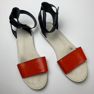 Vince Ankle Strap Sandals